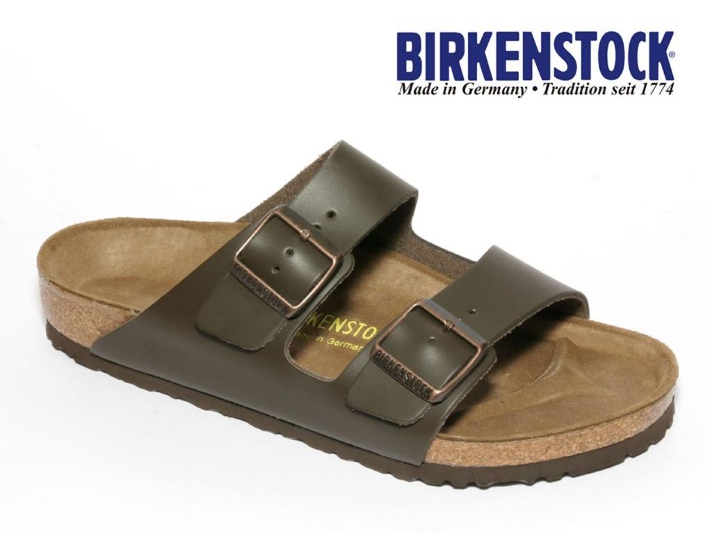 051101 ARIZONA brown leather
