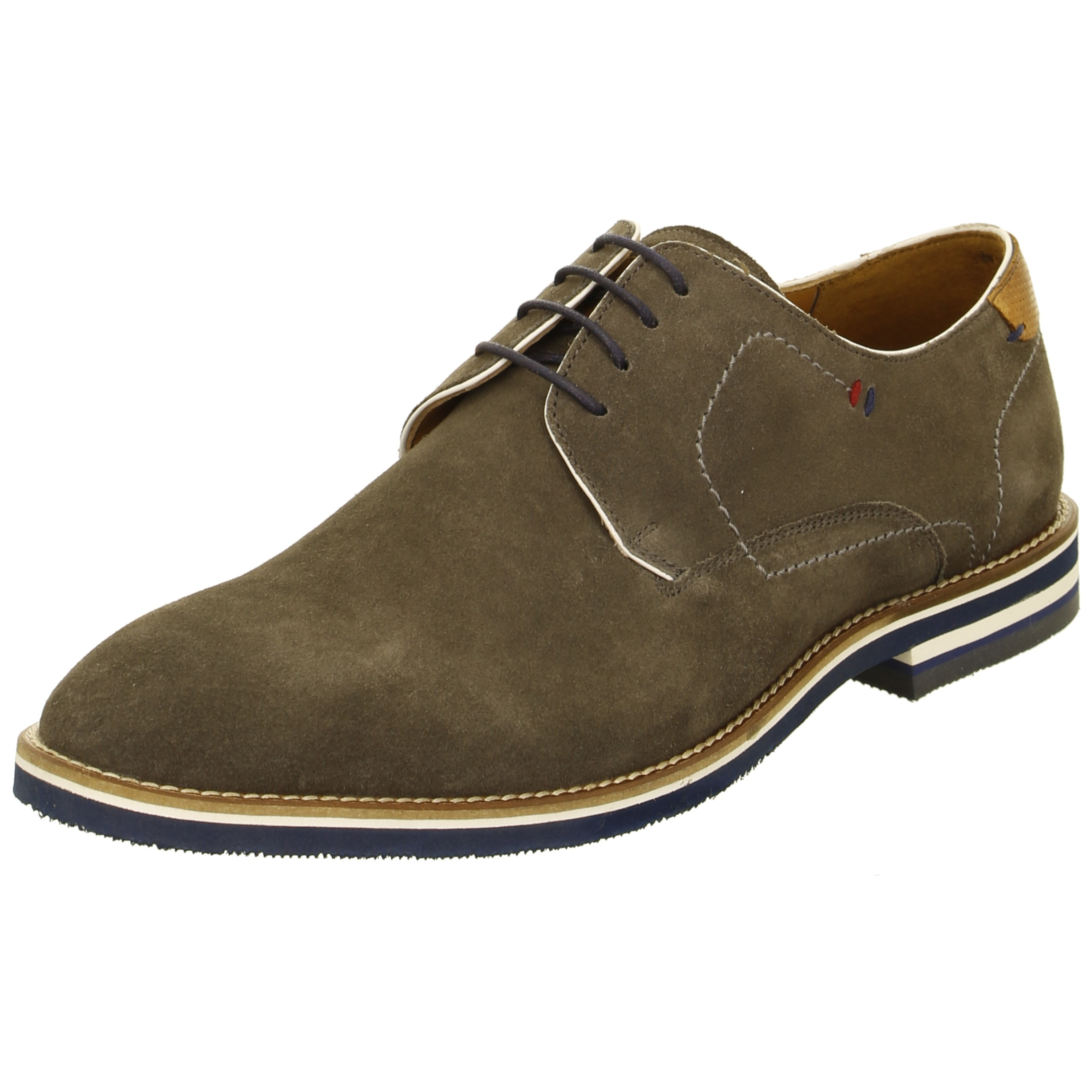 SALAMANDER 315732625 VASCO grey LEATHER